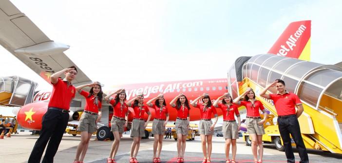 vé máy bay giá rẻ VietjetAir