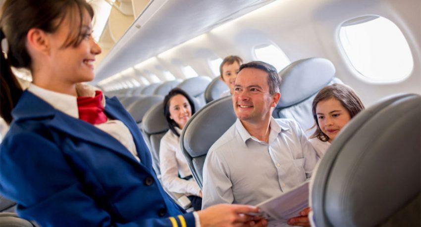 An toàn trên chuyến bay