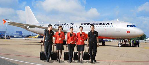 Jetstar tuyển tiếp Viên