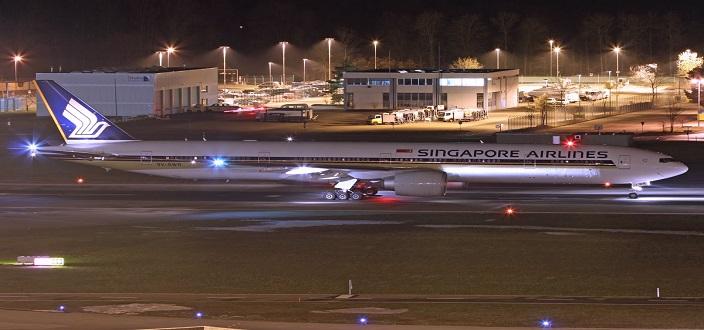 Vé máy bay giá rẻ Singapore Airlines