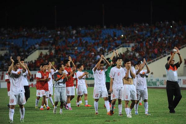 U19 Việt Nam đá U19 Nhật Bản