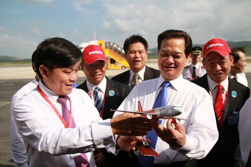 Vé máy bay khuyến mại VietjetAir đi Hồ Chí Minh