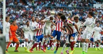 Real Madrid đấu Atletico