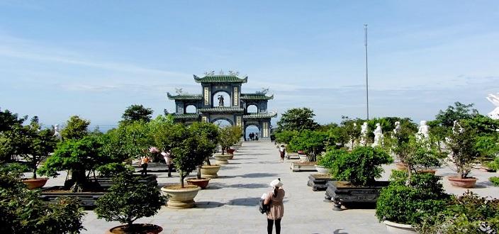 Địa danh du lịch nổi tiếng Đà Nẵng