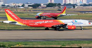 Vé máy bay Tết Sài Gòn Hà Nội