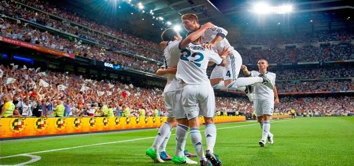 Real Madrid ghi 1000 bàn tại cúp Châu ÂU