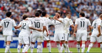 Real Madrid vs Deportivo in La Liga