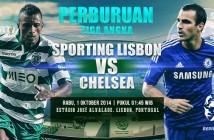Chelsea thắng nhọc Sporting Lisbon
