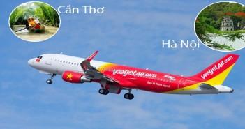 Mua vé máy bay đi Cần Thơ khuyến mại