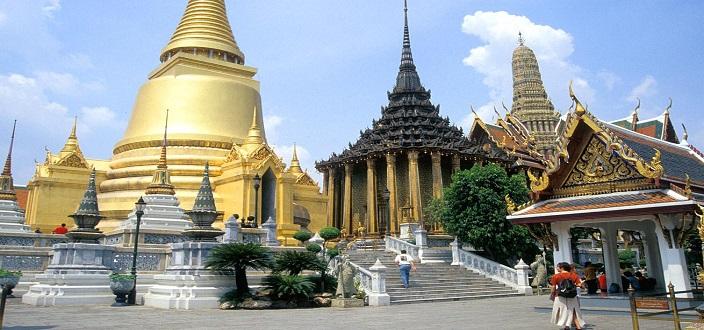 Vé máy bay khuyến mại đi bangkok