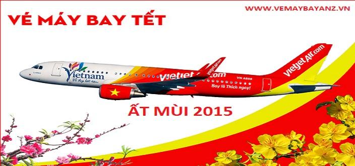 Vé máy bay Tết VietjetAir giá rẻ Hồ Chí Minh đi Hải Phòng