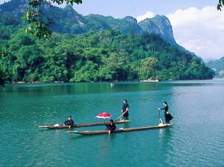 Tour đi Hồ Ba Bể