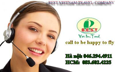 Tổng đài đặt vé máy bay giá rẻ Cần Thơ đi Hà nội hãng Vietjet Air