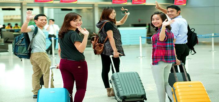 Đặt vé máy bay khuyến mãi đi Bangkok