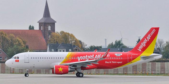 Vé máy bay giá rẻ Hà Nội đi Nha Trang