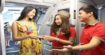 Vé máy bay giá rẻ đi Hồ Chí Minh