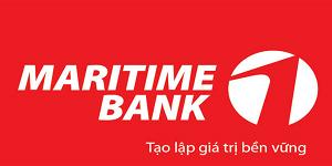 Thanh toán vé máy bay qua Maritime Bank