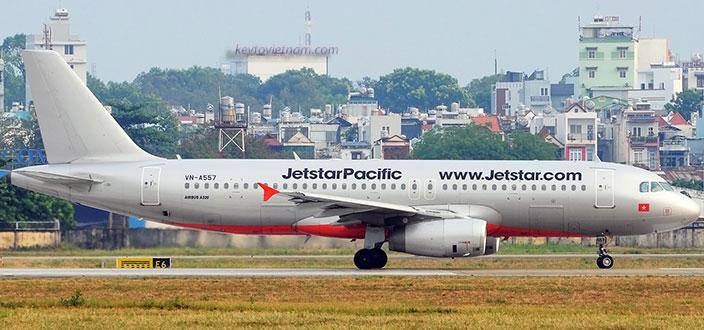 Vé máy bay khuyến mại đi Thái Lan hãng Jetstar