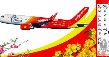 Mua vé máy bay giá rẻ đi Sài Gòn Tết