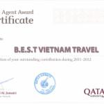 Vé máy bay giá rẻ Qatar Airways