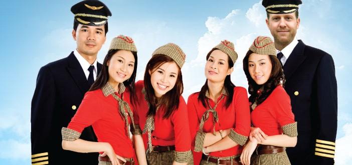 Vé máy bay giá rẻ Thai Vietjet