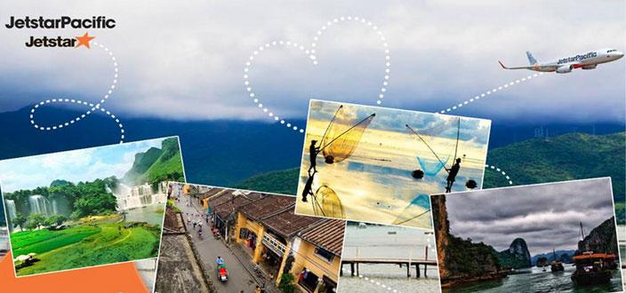Mua vé Jetstar Hà Nội đi TP Hồ Chí Minh giá rẻ tháng 12