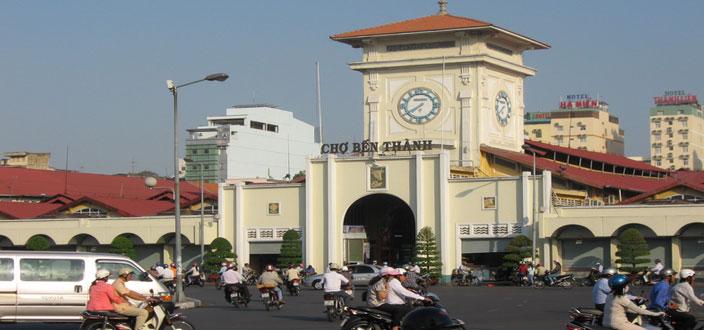 Mua vé máy bay giá rẻ đi Tp Hồ Chí Minh tháng 12