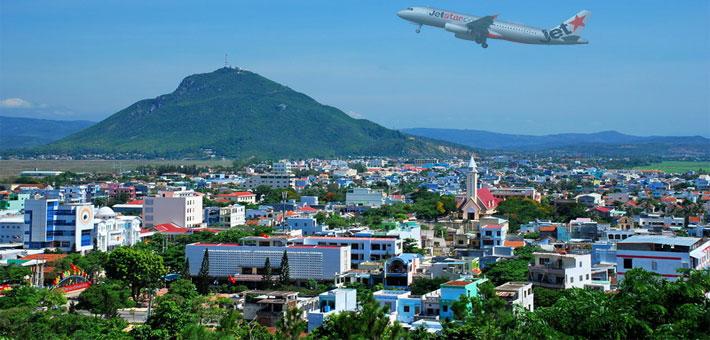 Vé máy bay Thanh Hóa đi Buôn Ma Thuột giá rẻ Jetstar