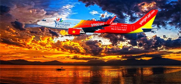 Đặt vé máy bay Hà Nội đi Cần Thơ rẻ nhất