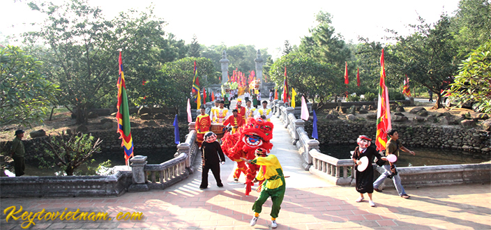 Đặt tour du lịch đi Côn Sơn - Kiếp Bạc giá rẻ nhất