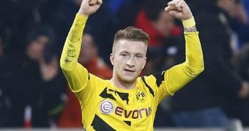 Dortmund trở lại mạnh mẽ sau khi Reus ký hợp đồng mới.