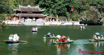 Tour đi Bái Đính - Tràng An - Ninh Bình