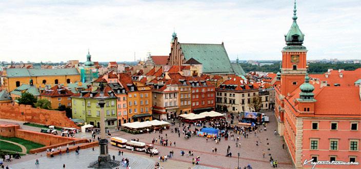 Mua vé máy bay Hà Nội đi Ba Lan giá rẻ Qatar Airways