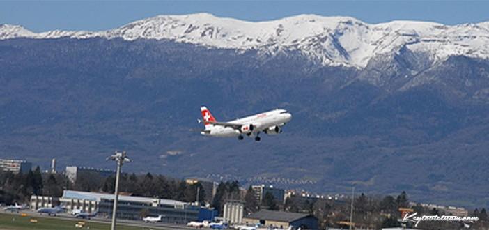 Mua vé máy bay từ Hà Nội đi Geneva Thụy Sỹ