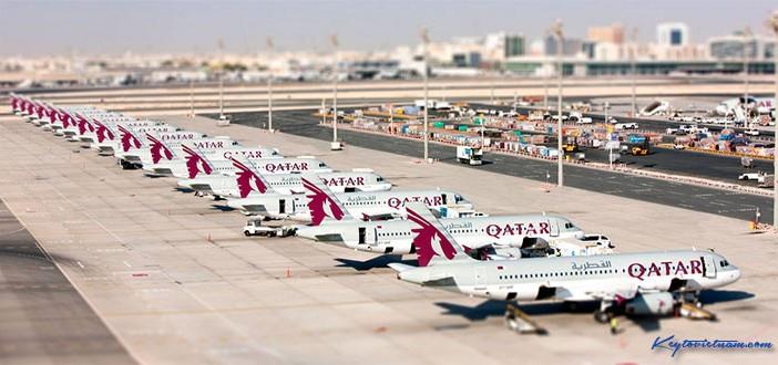 Mua vé máy bay giá rẻ Qatar Airways