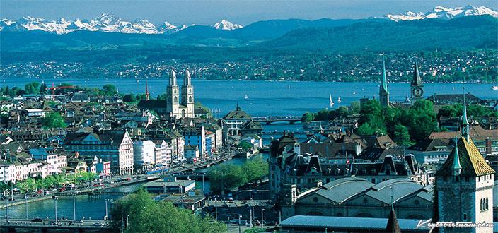 Vé máy bay Hà Nội đi Thụy Sĩ giá rẻ nhất