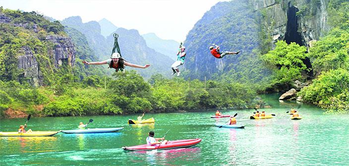 Mua vé máy bay TPHCM đi Đồng Hới giá rẻ Vietnam Airlines