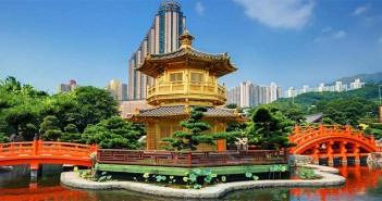 Mua vé máy bay Hà Nội đi Hồng Kông giá rẻ nhất