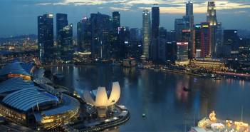 Mua vé máy bay tp Hồ Chí Minh - Singapore giá rẻ nhất