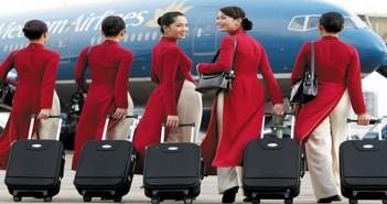 Vé Vietnam Airlines giá rẻ Hà Nội đi Sài Gòn