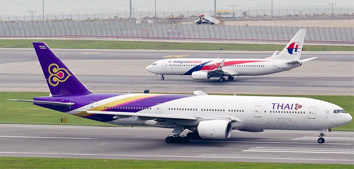 Vé máy bay đi Thái Lan khuyến mại