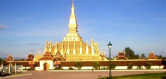 Vé máy bay Hà Nội đi Viêng Chăn giá rẻ