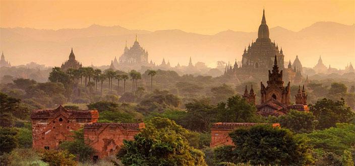 Mua vé máy bay Hà Nội Myanmar giá rẻ nhất