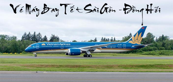 Vietnam Airlines bán vé máy bay Hồ Chí Minh đi Đồng Hới Tết 2016 rẻ nhất