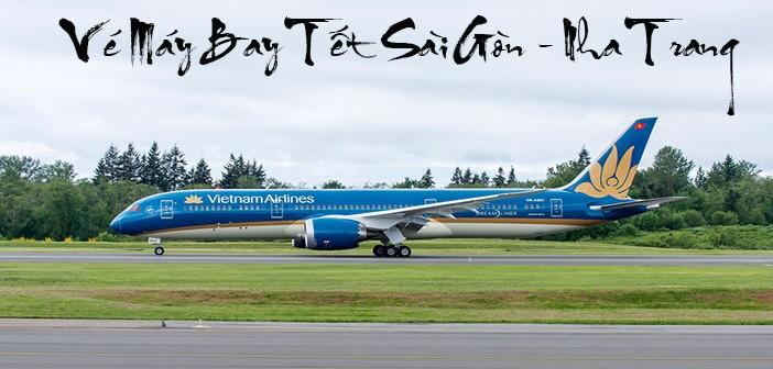 Vietnam Airlines bán vé máy bay từ Hồ Chí Minh đi Nha Trang Tết 2016
