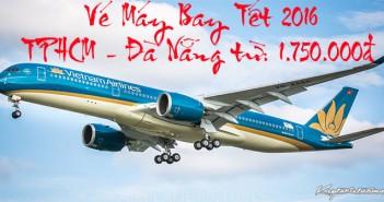 Mua vé Vietnam Airlines Tết TPHCM đi Đà Nẵng giá rẻ nhất