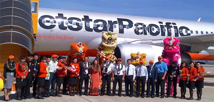 Vé máy bay Tết TPHCM đi Đồng Hới giá rẻ Jetstar