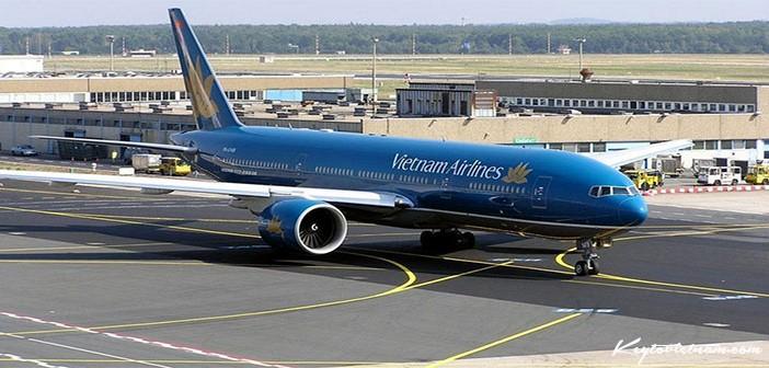 Mua vé máy bay Tết 2016 từ TPHCM đi Vinh giá rẻ Vietnam Airlines