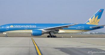 Vé máy bay Vietnam Airlines đi Cần Thơ khuyến mại 999000 đồng