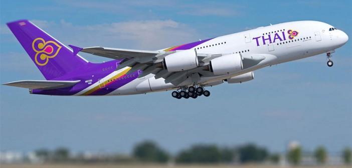 Vé máy bay Thai Airways đi Bangkok, Thái Lan